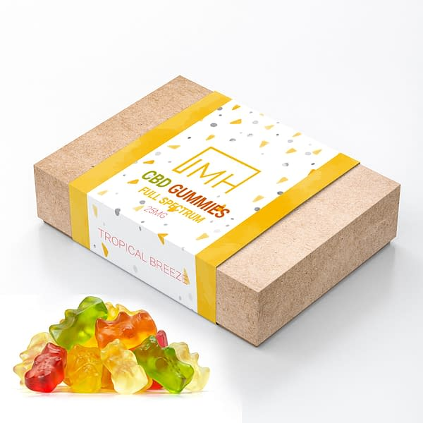 Gummies Boxes UK