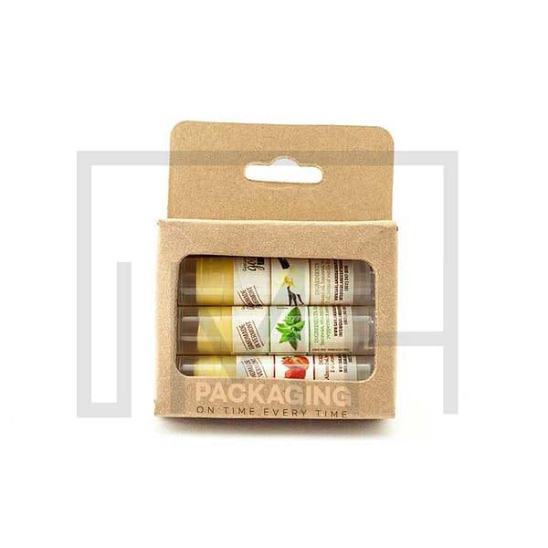Lip Balm Boxes UK