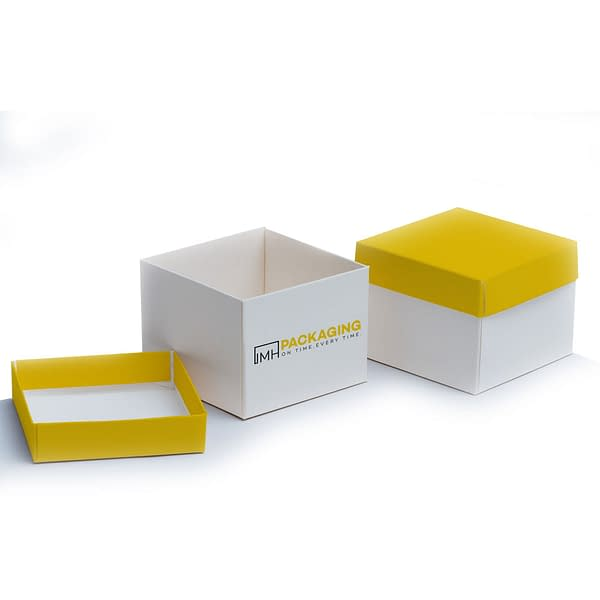 Cube Packaging Boxes UK