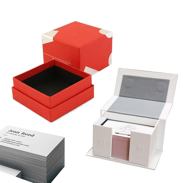 Business Card Boxes UK